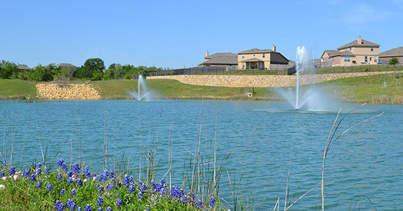 Aquatic Features, Inc.|Pond & Lake Fish Stocking Services-San Marcos-San Antonio-Austin Texas-TX